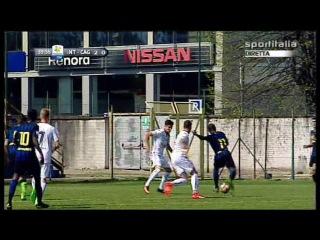 CAMPIONATO PRIMAVERA: Inter - Cagliari 2-0