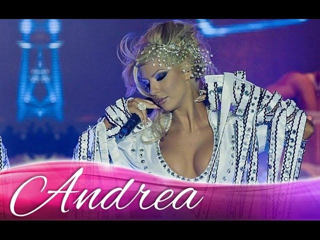 ANDREA Laja Go S Tebe АНДРЕА Лъжа Го С Тебе Remix Live Promotion ANDREA 2010