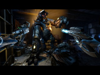 Oculus Touch: 17 Mins of 'Arktika.1' Gameplay from 4A Games