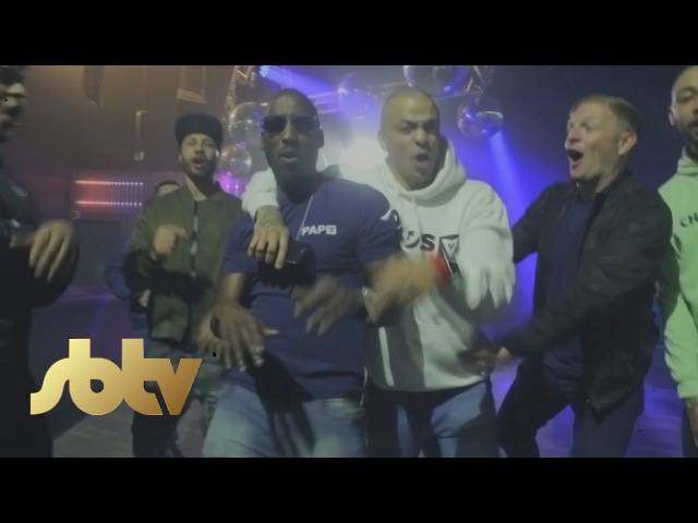 Splurgeboys x PAP Grind Don't Stop RMX Prod By Splurgeboys Music Video SBTV10