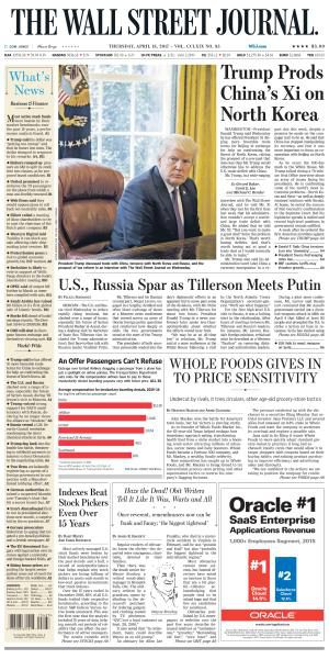 The Wall Street Journal April 13 2017 FreeMags