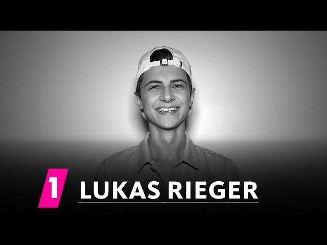 Lukas Rieger im 1LIVE Fragenhagel 1LIVE