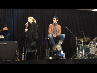Morrison and O'Donoghue Gold Panel OUAT Vancouver 2017 - Part 2