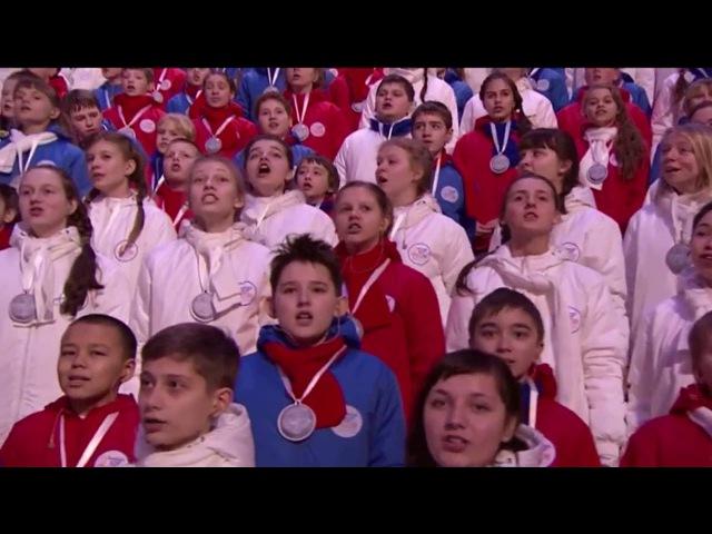 ХОР ЕДИНСТВО НЕПОХОЖИХ документальный фильм 2016