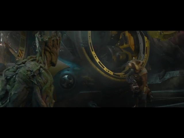 GUARDIANS OF THE GALAXY - Bloopers behindthescenes
