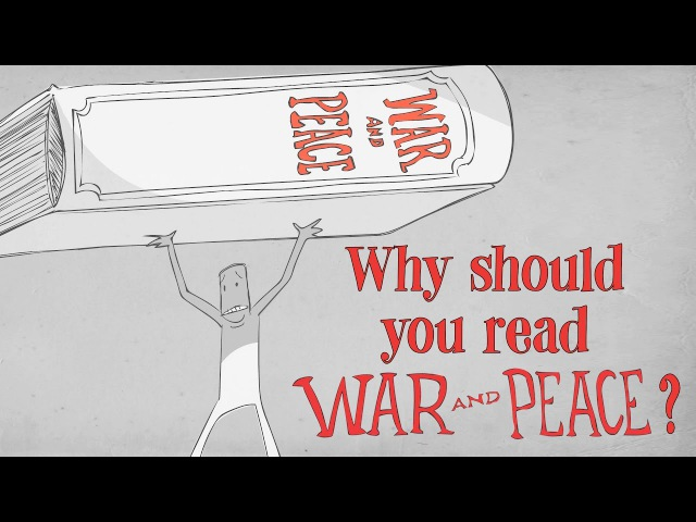 Why should you read Tolstoy's War and Peace Brendan Pelsue