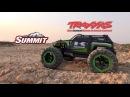 Traxxas Summit - Jumping, Climbing, Crawling