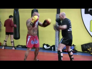 (low) dave breed amp; ramon dekkers golden glory training footage