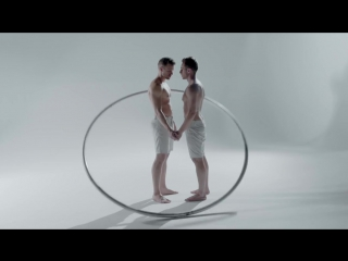 Gay Acrobats Create Stunning Visual Art - THE ARROW  Love. Pride. Truth.
