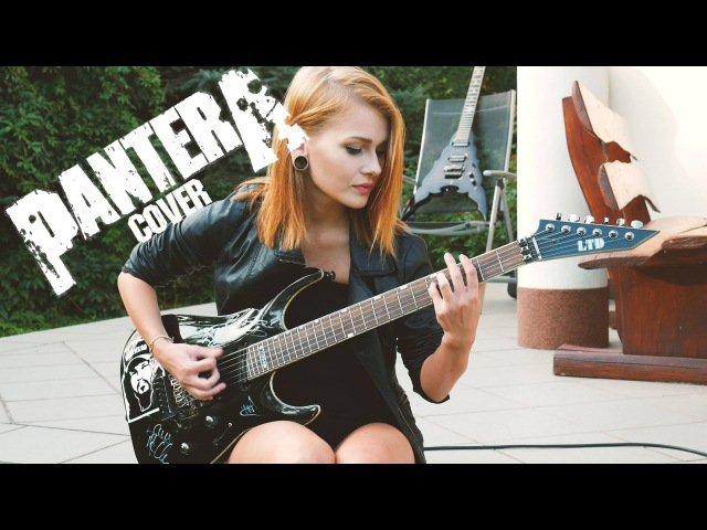 Pantera - Revolution Is My Name Ada cover