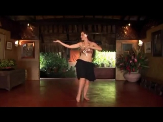 How To Dance Tahitian-Ori Tahiti - Basic Steps!