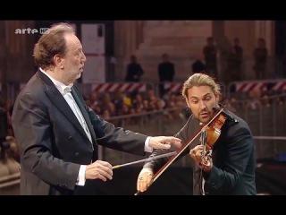 David Garrett - Capriccio no. 24 by Niccolò Paganini - Milano