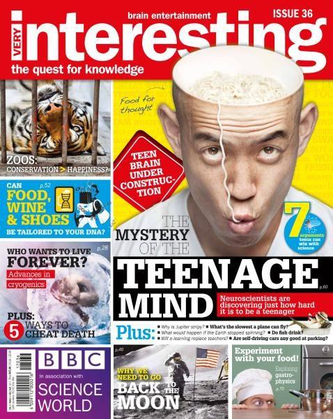 Very Interesting Issue 36 JulyAugust 2017