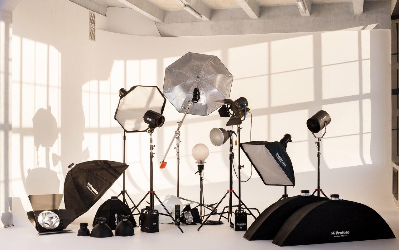Оборудование для фотографа фоны