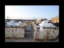 Вывоз мусора контейнер - бункер Москва и Московская область