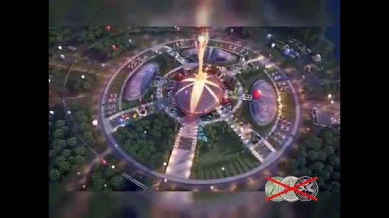 Масоно-сатанинское капище в сердце России