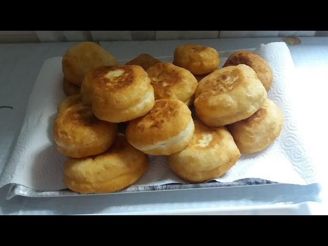 Пирожки Беляши Привет из школьной столовой
