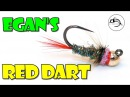 Egan's Red Dart by Fly Fish Food