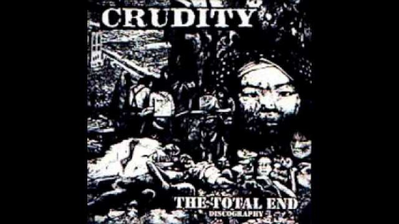 Crudity The Total End 1985 Full Compitation