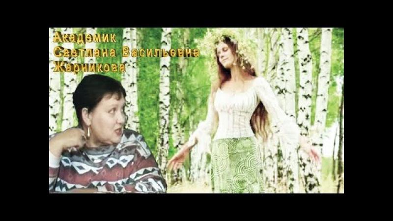 Баба Яга и все остальные иные Академик Светлана Жарникова rem 2017