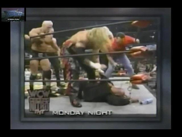 WCW THUNDER JANUARY 7 1999