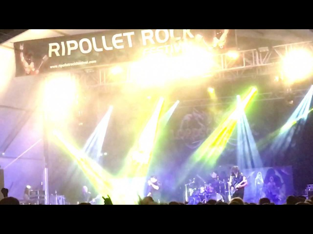 Lords Of Black Shadows of War Ripollet Rock 2016