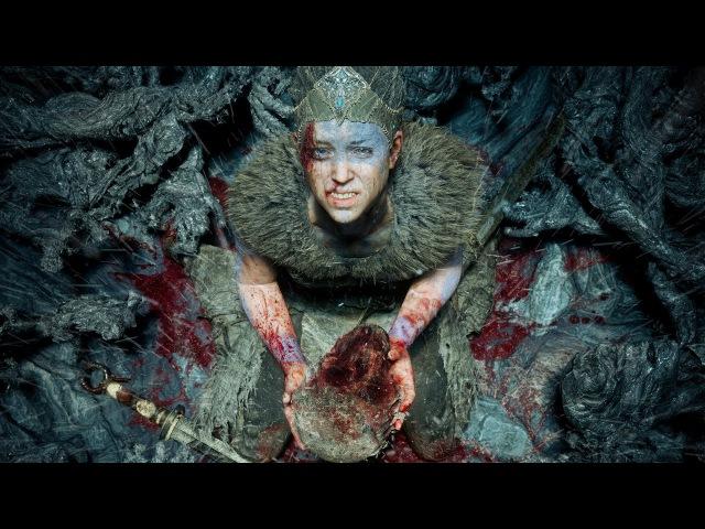 Hellblade Senua's Sacrifice Official Trailer PS4 PC