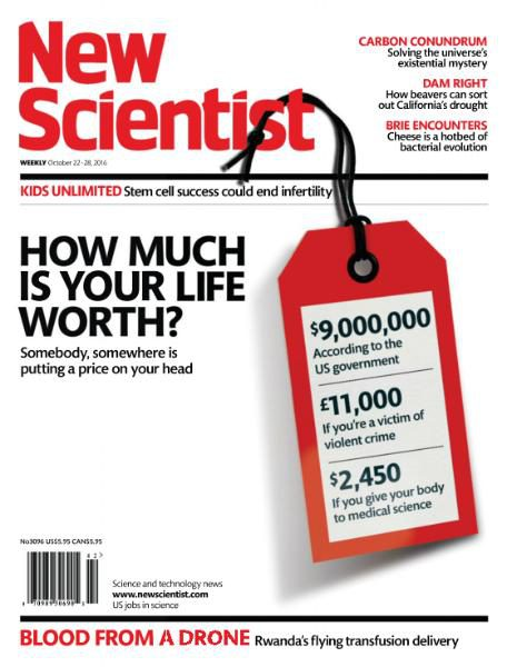 New Scientist - October 22, 2016