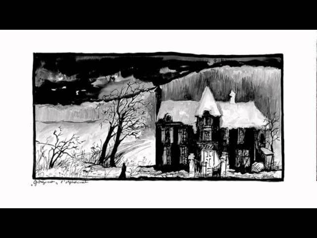 Georgino - галерея эскизов (Laurent Boutonnat)