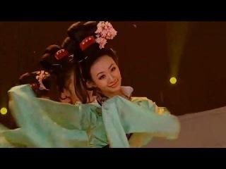 Прекрасный китайский классический танец 【3】