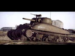 День Д. Видео из игры War Thunder в виде короткометражного фильма.