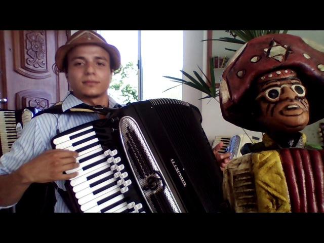 Fim de Festa 10 Daniel Arano sanfona versão Mastruz com Leite