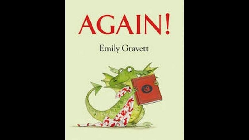 Buzzing for Books Again by Emily Gravett