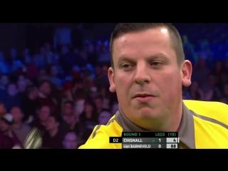 Dave Chisnall vs Raymond van Barneveld (PDC Unibet Masters 2017 / Round 1)
