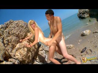 Crapulosos - eli tetona en la playa