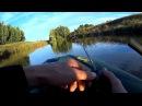 Злая ЩУКА Сломала СпиннингХороший клев!!Рыбалка на спиннинг.