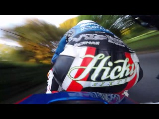Isle of Man TT 2017 Onboard Multiple Cameras Full Lap with Peter Hickman