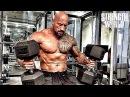 DWAYNE 'The Rock' JOHNSON Gym Workout Monster Motivation STRENGTH WORLD