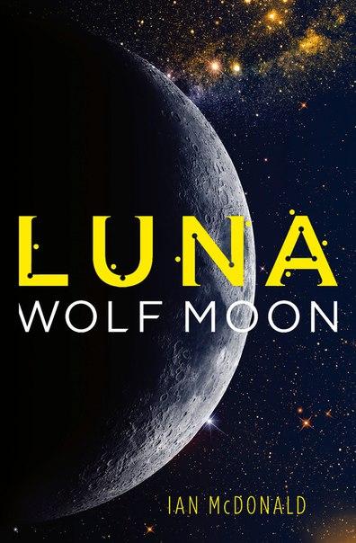 Wolf Moon (Luna #2)