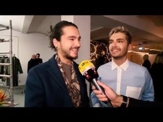 - Tom und Bill Kaulitz: Die Tokio Hotel-Twins im Interview
