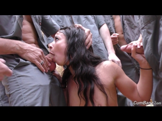 [cumbang] teanna trump [hd 1080, blowbang, blowjob, bukkake, cumshot, ebony, facial, gangbang, interracial, oral, sex, sperm]