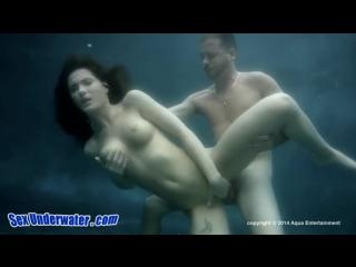 Баба и мужик занялись красивым сексом под водой, от чего кончили [ русское частное любительское выебал трахнул домашнее порно а