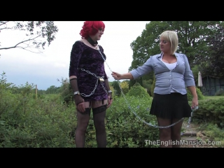 Lady Nina Birch & Miss Eve Harper - 8 Days' Later - Slut Training