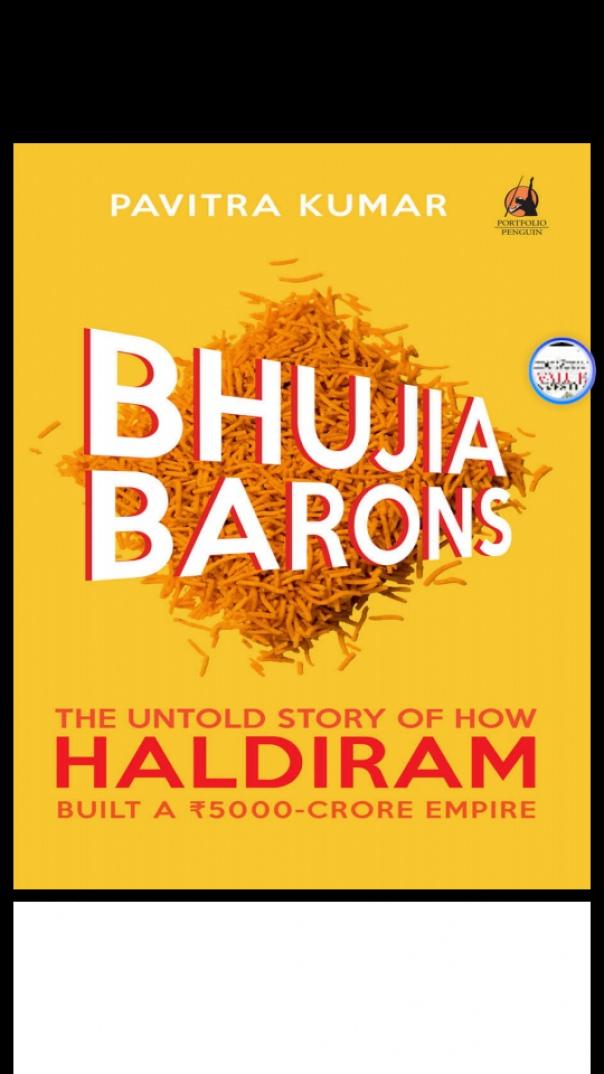 The Untold Story of How Haldiram Bui