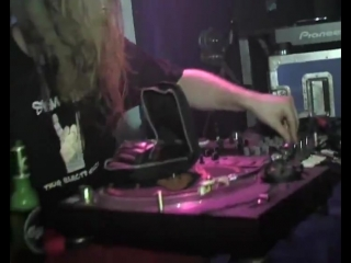 Venetian Snares at Amnition 2005