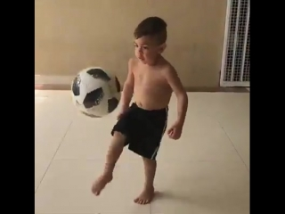 He is the next star of football