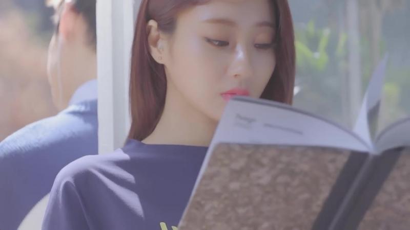경리(나인뮤지스) GYEONG REE(9MUSES) 최낙타 CHOI NAKTA - 봄봄 BomBom Official M_V