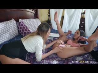 Makayla cox  vienna black – no pain no gpa gain [brazzers, milf , anal , latina lesbian]