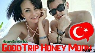 GoodTrip Honey Moon! Обзорчик отеля Novum Garden Side 5*, Юля о хамаме A&S