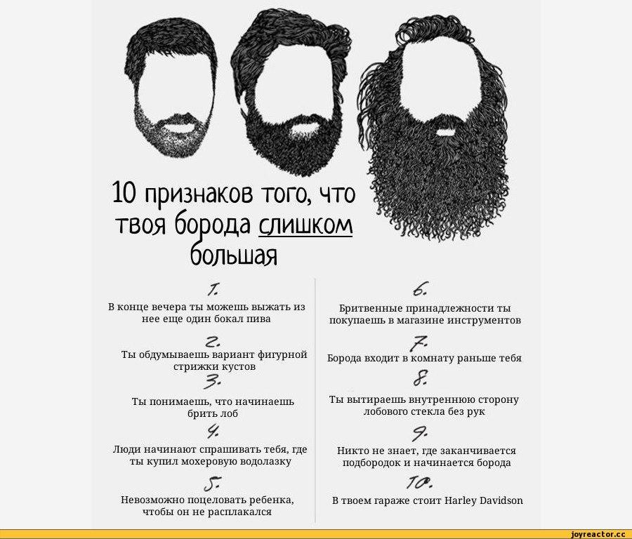 Анекдот Про Бороду